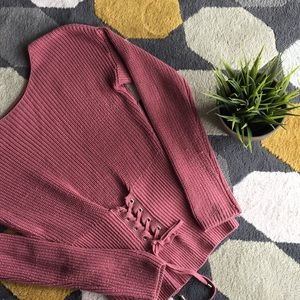 pink knit🌸 3/30$
